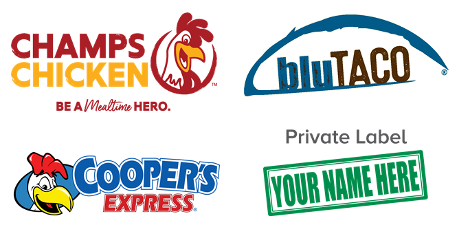 Champs Chicken Be a Mealtime Hero Fried Chicken Franchise logo3