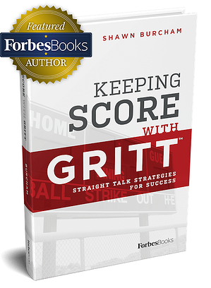 GRITT Business Coaching Keeping Score with GRITT Shawn Burcham
