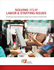 Solving Your Labor & Staffing Issues