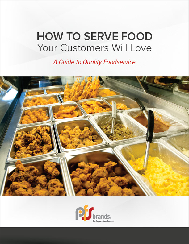 How to Serve Food Your Customers Will Love