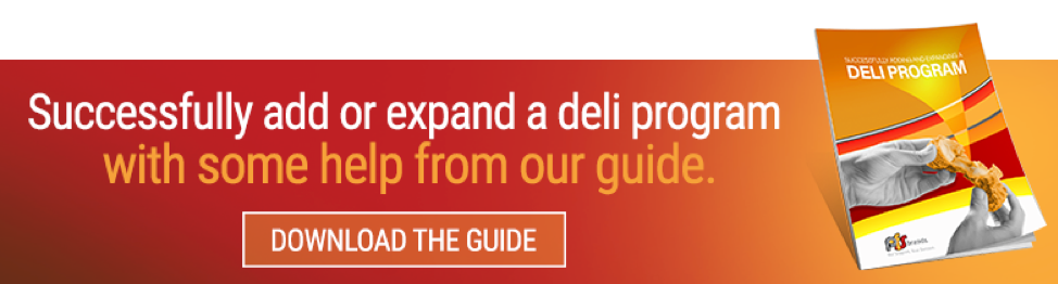 Successfully add or expand a deli program with some help from our guide.