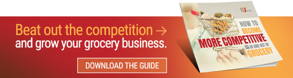 Beat out the competition and grow your grocery business.