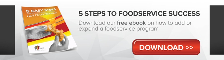 5 Steps to Foodservice Success: Download our FREE Ebook